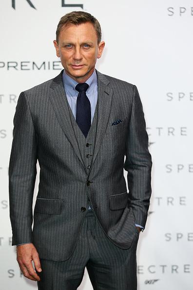 photo 1: Actor Daniel Craig
