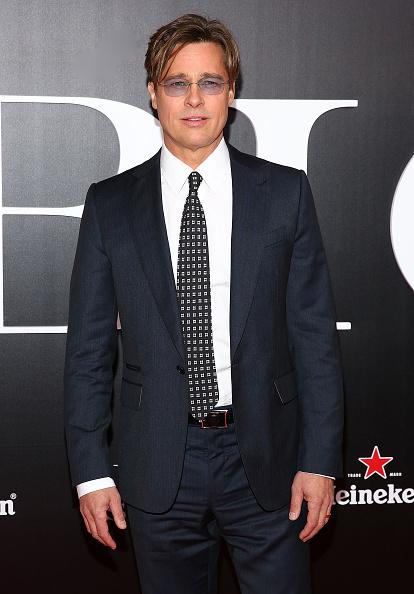 photo 2: Actor Brad Pitt
