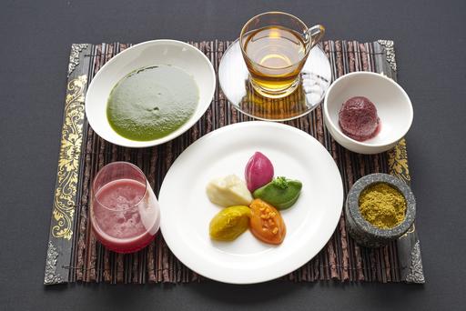 ヘルシーな素材を生かした食事療法、スパキュイジーヌ (写真提供:Chiva-som)