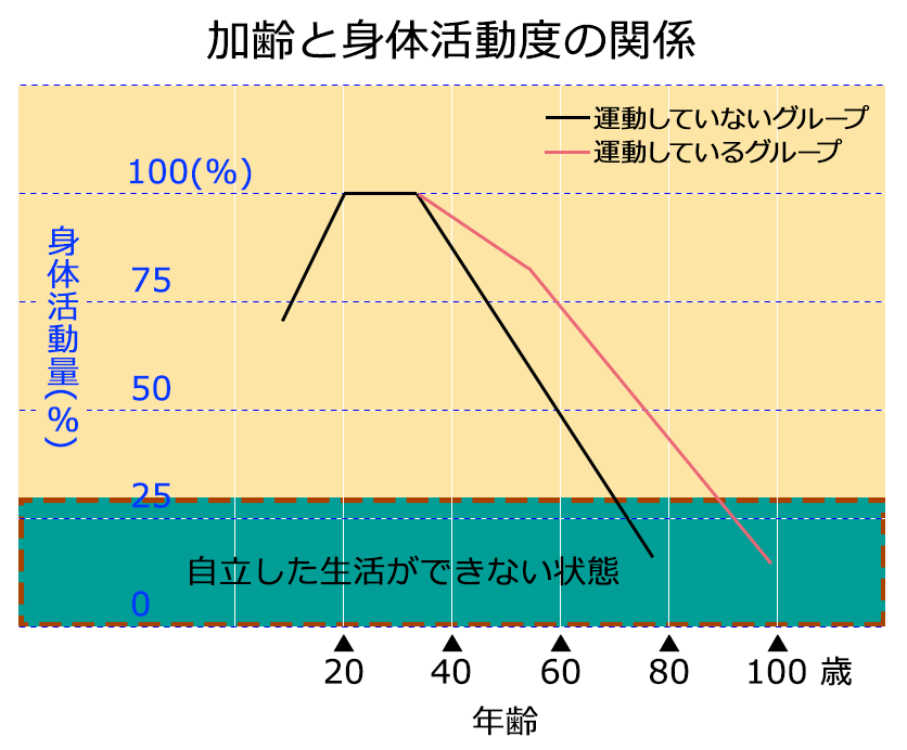 Kalache and Kickbusch I.A global strategy for healthy aging, World Health, 1997, 50(4):4-5をもとに作成